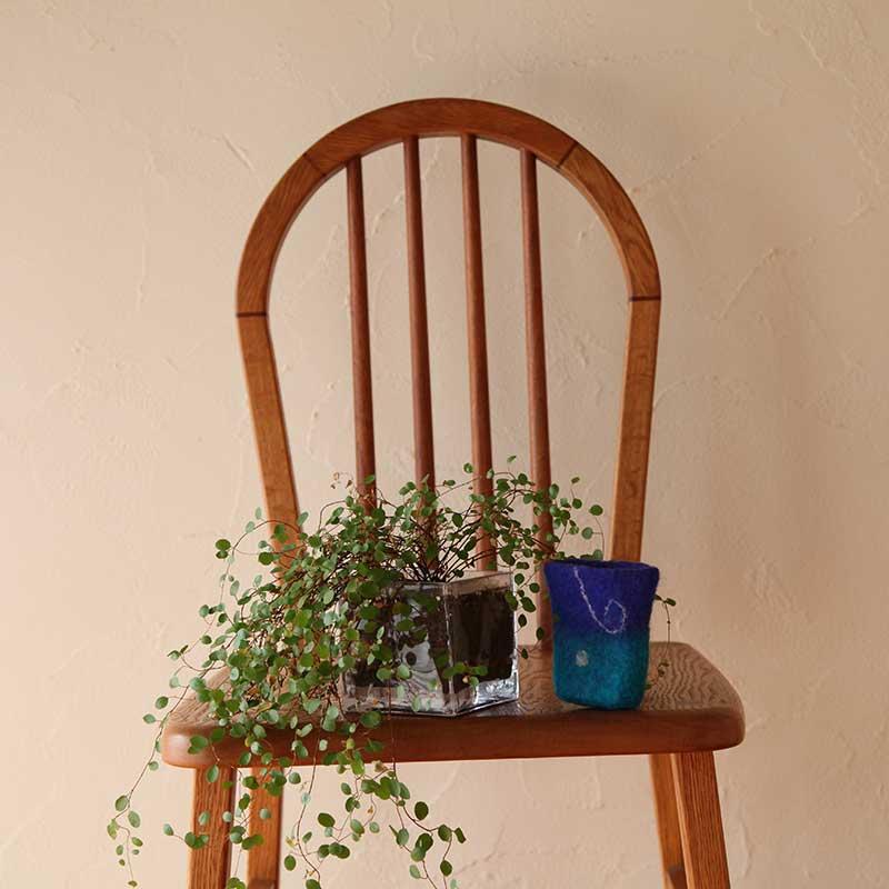KOKOA展 ハープの椅子